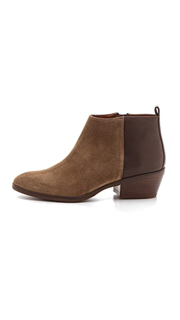Madewell The Charley Booties