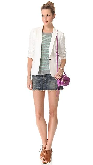 Madewell Dahlia Stripe Pullover