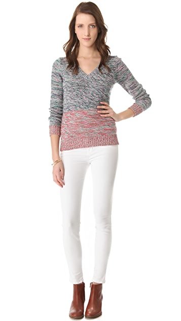Madewell Colorwheel Sweater