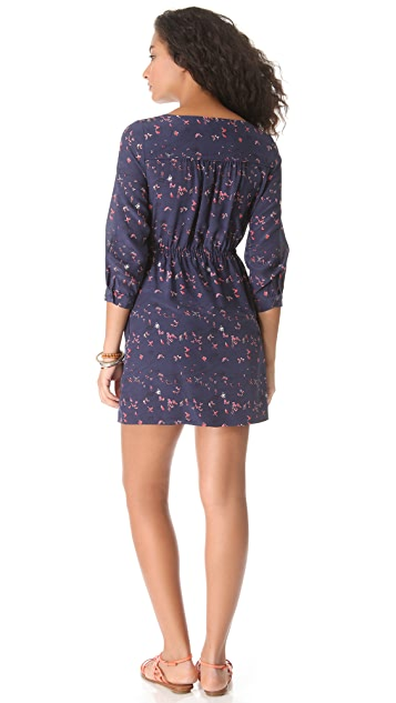 Madewell Taylor Birds Dress