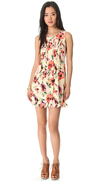 Madewell Dionne Sleeveless Dress