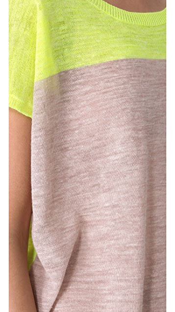 Madewell Jarah Colorblock Pullover