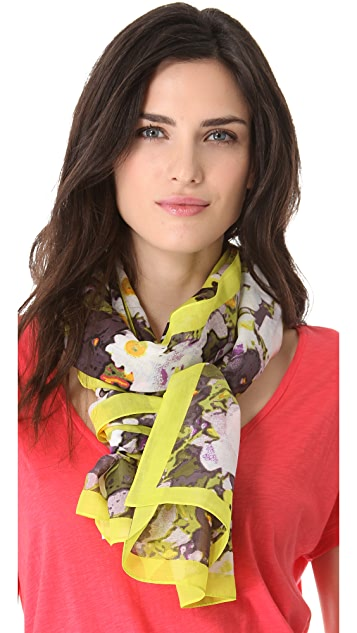 Madewell Secret Garden Long Scarf