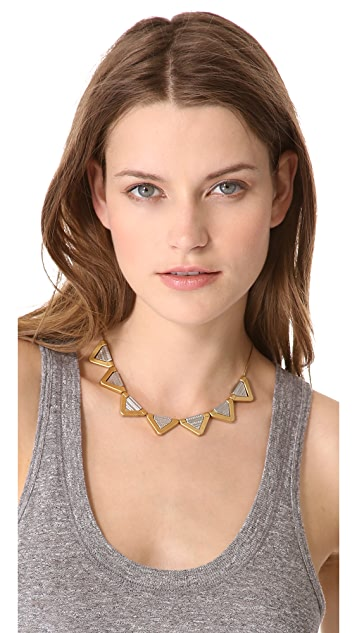 Madewell Chevron Necklace