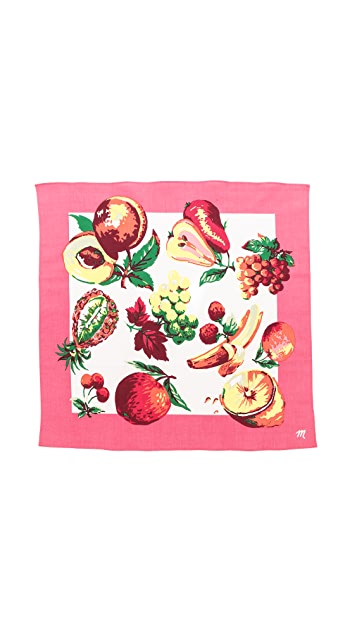 Madewell Fruit Jam Kerchief
