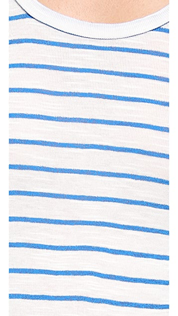 Madewell Long Sleeve Stripe Tee