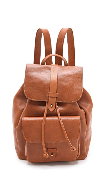 Madewell Leather Rucksack