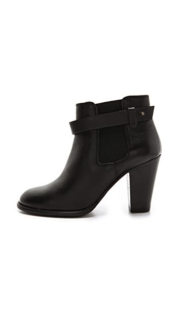 Madewell Gore Strap Booties