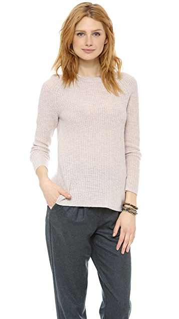 Madewell Solid Ingrid Pullover
