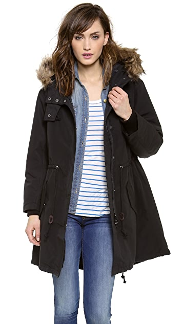 Madewell Traditional Parka