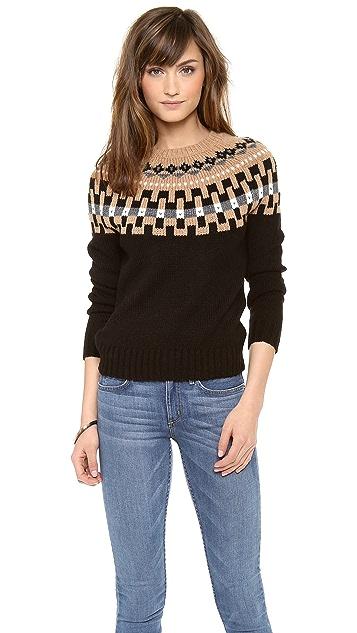 Madewell Ski Slope Sweater