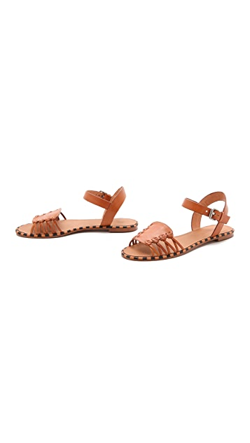 Madewell Mariam Sandals