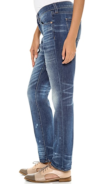 Madewell The Slim Boy Jeans