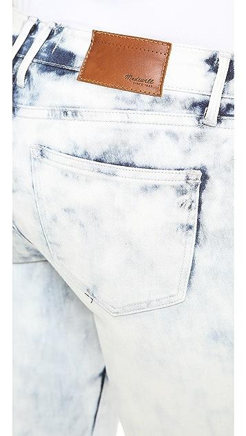 Madewell Skinny Skinny Crop Jeans