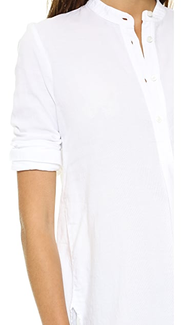 Madewell Wellspring Tunic Popover
