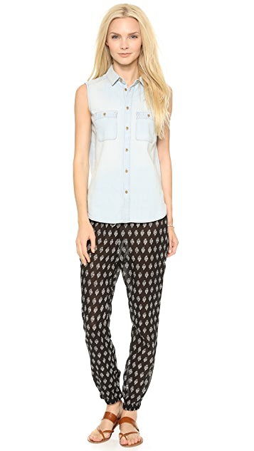 Madewell Shorewalk Pants