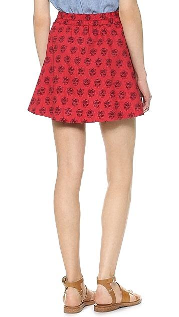 Madewell Turntable Skirt