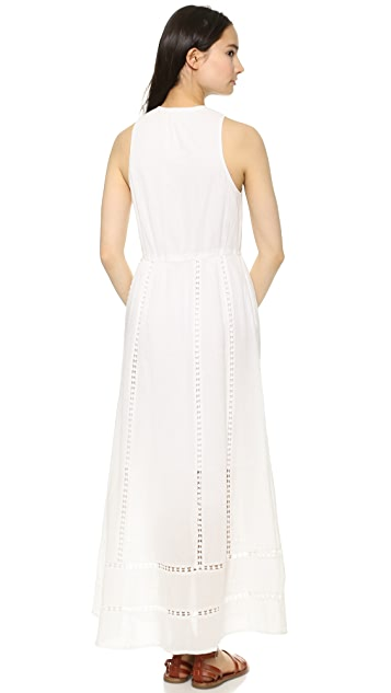 Madewell Piazza Maxi Dress