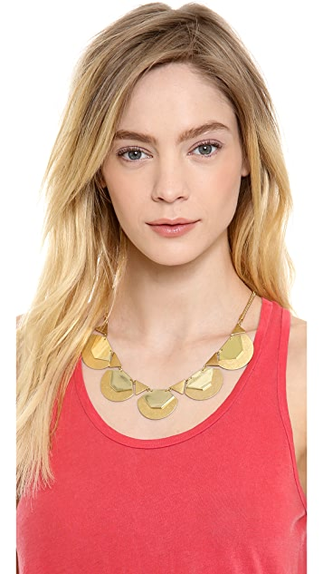 Madewell Sheetstack Statement Necklace
