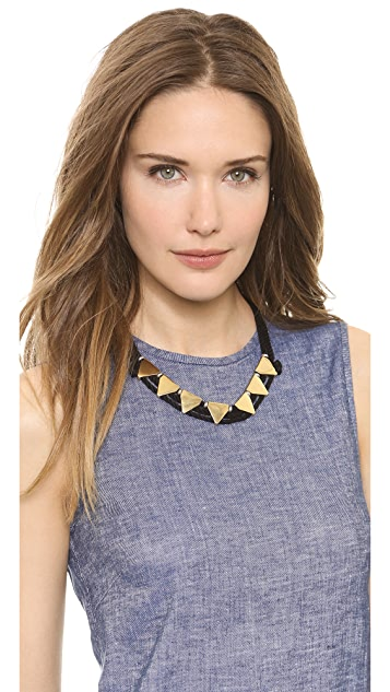 Madewell Charmstrung Necklace