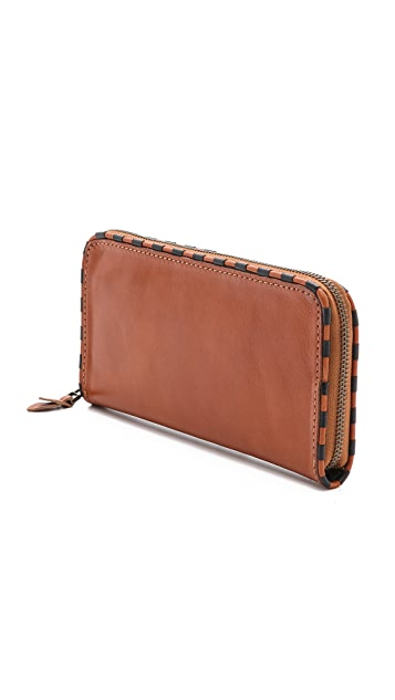 Madewell Continental Wallet