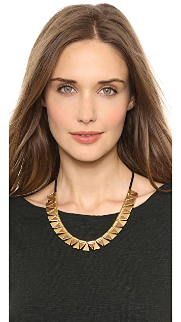 Madewell Threaded Thorn Necklace