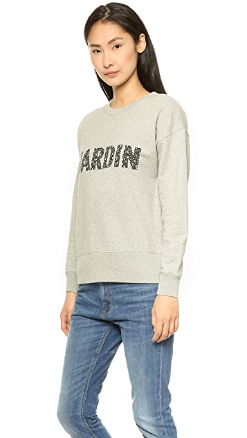 Madewell Jardin Graphic Pullover
