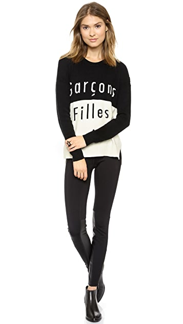 Madewell Graphic Owen Pullover