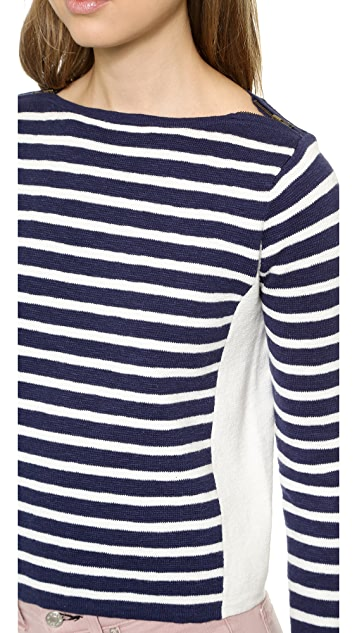 Madewell Striped Pullover