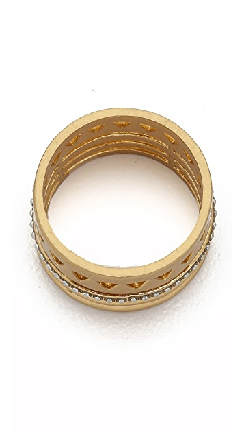 Madewell Open Point Ring