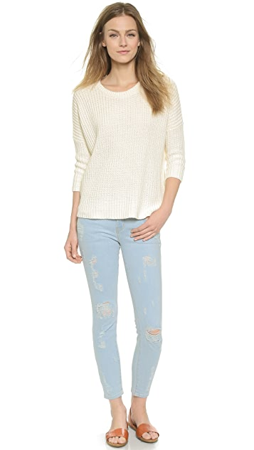 Madewell Shaker Sweater