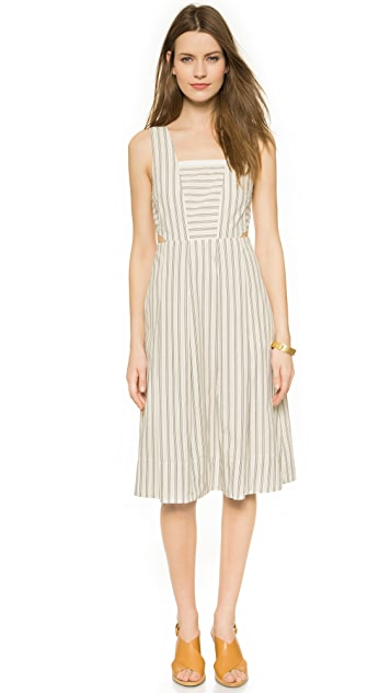 a0970391edc Madewell Cutout Sundress ...