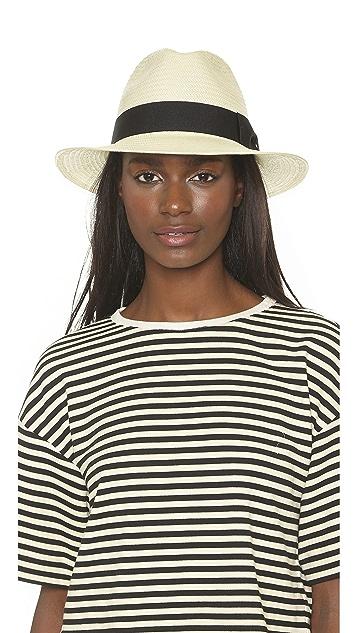 83f27d68f533d Madewell Biltmore x Madewell Panama Hat