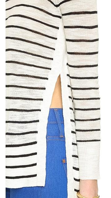 Madewell Sunview Stripe Sweater