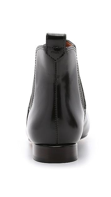 Madewell The Nico Shiny Boots