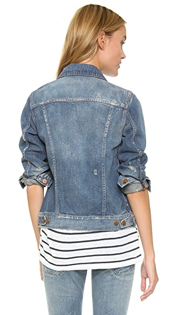 Madewell New Denim Jacket