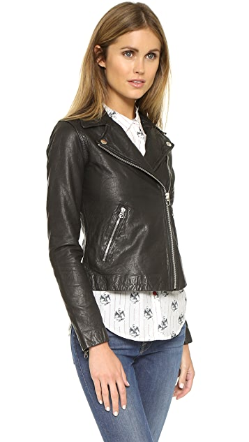 Madewell Moto Leather Jacket