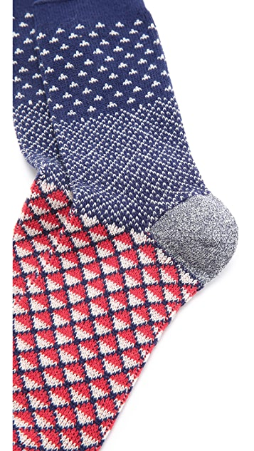 Madewell Mixed Trouser Socks