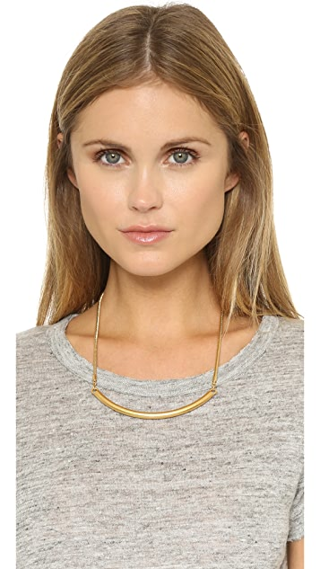 Madewell Bar Necklace