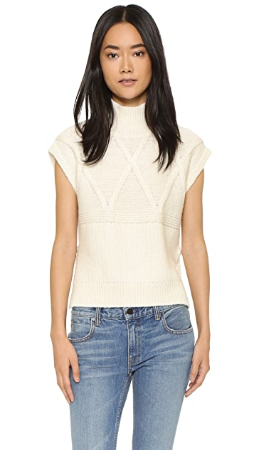 Madewell Piper Layering Vest