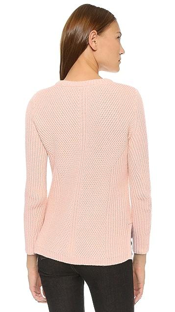 Madewell Sophia Ribbed Sweater