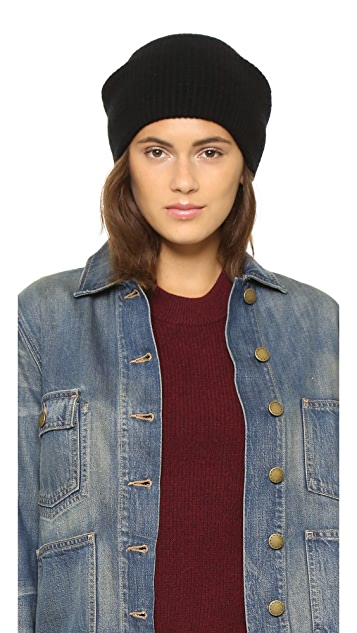 75a58f17c4d Madewell Cashmere Waffle Knit Hat