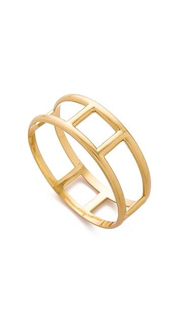 Madewell Open Gate Cuff Bracelet