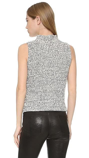 Madewell Veranda Sleeveless Sweater