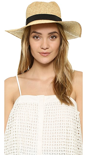e1c43fb8b1 Madewell Packable Woven Hat