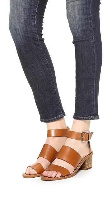 Madewell Warren City Sandals