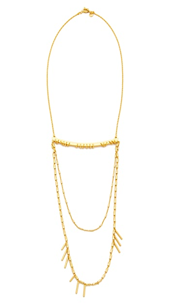 Madewell Gibraltar Layering Necklace