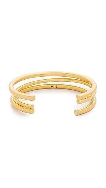 Madewell Coastshine Cuff Bracelet