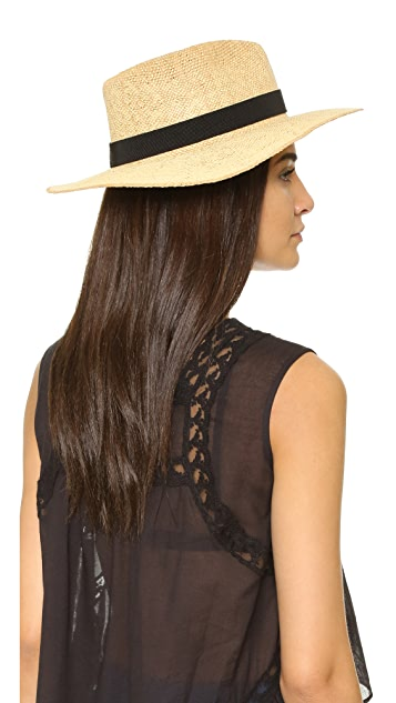 Madewell Packable Straw Hat