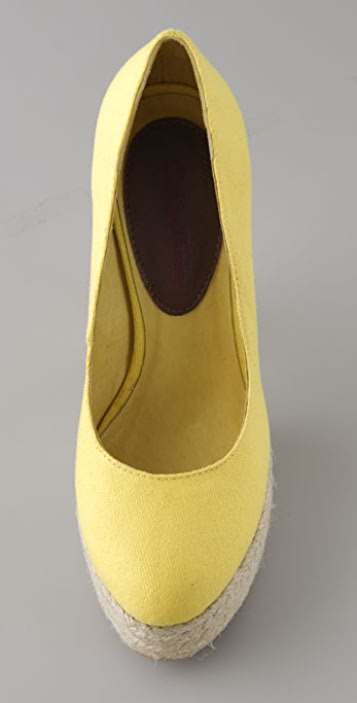 Madison Harding Elliston Espadrille Pumps